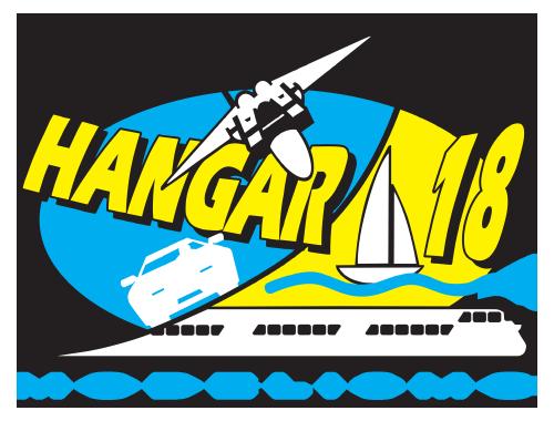 Hangar 18 Modelismo